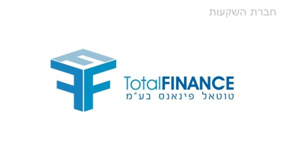 עיצוב לוגו: טוטאל פייננס
