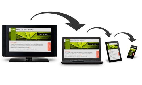 בניית אתרי אינטרנט רספונסיביים